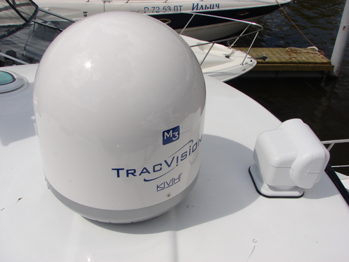 Tracvision M3